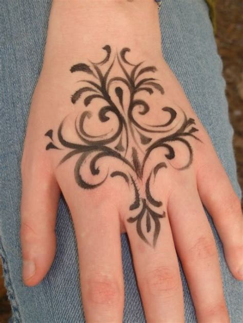 mehndi designs simple and easy for arabic to draw