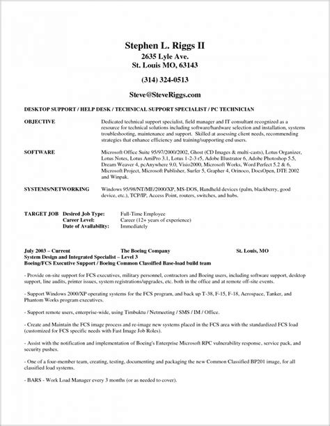 best resume format for desktop support engineer desktop support engineer cover letter sle cover