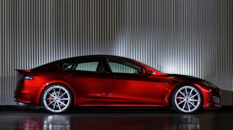 Saleen Tesla Saleen Tesla S Worth The Price Tv