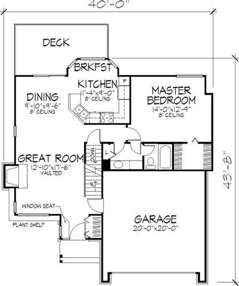 2 story ranch house plans 1 1 2 story ranch house plans home design ls b 86141