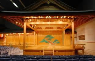 japanese heater noh theatre symbols of presence in the japanese culture