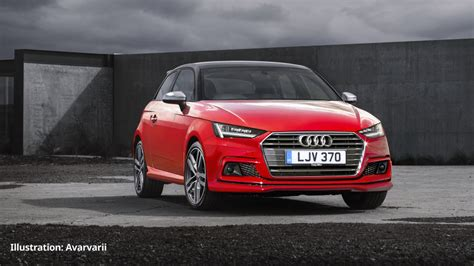 New Audi A1 2018 by New 2018 Audi A1 Buyacar
