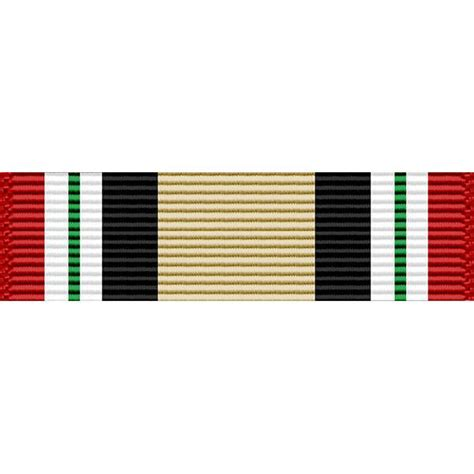 Asu Ribbon Rack by Iraq Caign Medal Tiny Ribbon Usamm