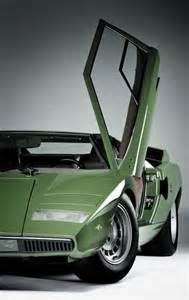 Green Lamborghini Countach The Lamborghini Countach Is One Of My Favorite Cars