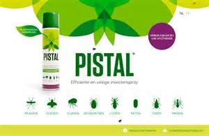 pistal one page website award