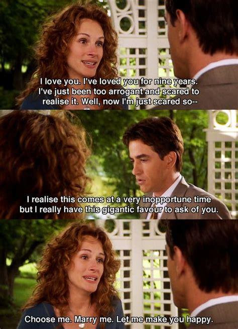 My Best Friend's Wedding (1997) Julianne and Michael