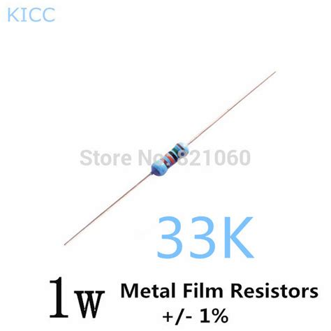 Resistor 3k3 33k Ohm 1w Watt color code for 33 ohm resistor 28 images goudappel org 2 2k ohm resistor color code
