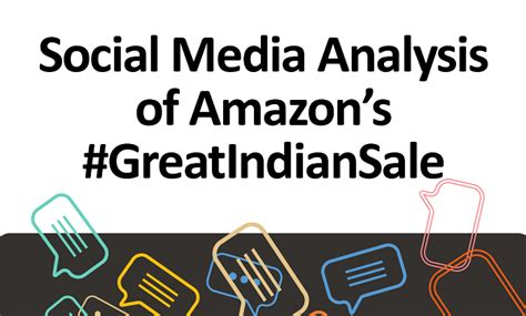 Media Analysis Of The 2017 Social Media Analysis Of S Great Indian Sale 2017 Infographic Netscribes