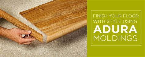 high performance vinyl tile wood adura mannington