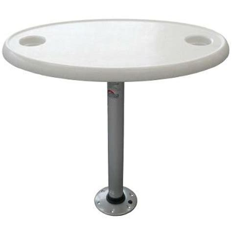 round pontoon boat table pontoon boat tables