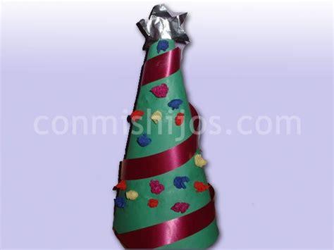 mini 225 rbol de navidad manualidades para ni 241 os