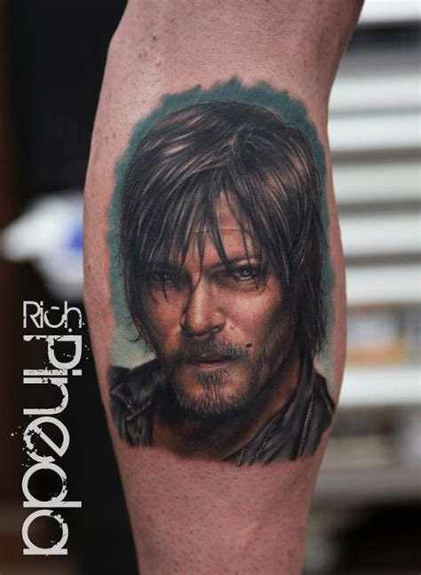 daryl dixon tattoo 12 tattoos inspired by tv shows