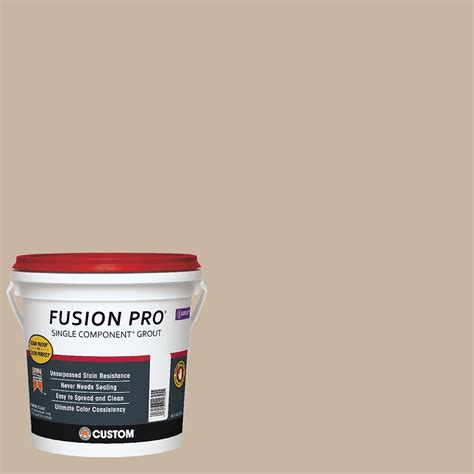 Home Depot Products by Custom Building Products 101 Quartz Fusion Pro 1gal The Home Depot Canada