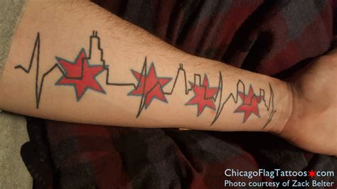 family tattoo chicago chicago flag tattoos interviews archives
