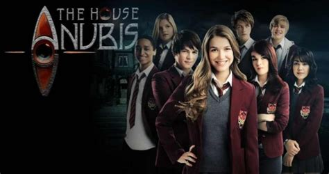 House Of Anubis Nickelodeon Necklace