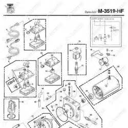 monarch hydraulics m 3519 hf parts diagram from dynamics