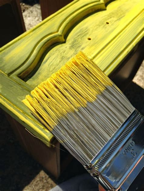diy chalk paint distressed furniture 25 best ideas about yellow distressed furniture on