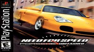 Need For Speed Porsche Unleashed Need For Speed Porsche Unleashed