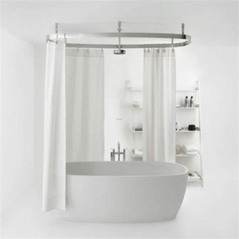 round shower curtain round shower rod alluring round shower curtain rod for