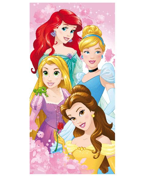 Disney Princess Bath Towel Pink disney princess towel pink