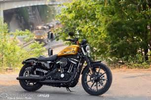 Harley Davidson 2016 Harley Davidson Sportster Iron 883 Motorcycle Usa