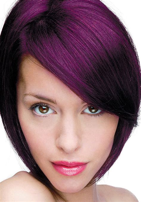 permanent hair color purple purple permanent hair dye