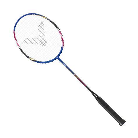 jual victor hypernano x air raket badminton original