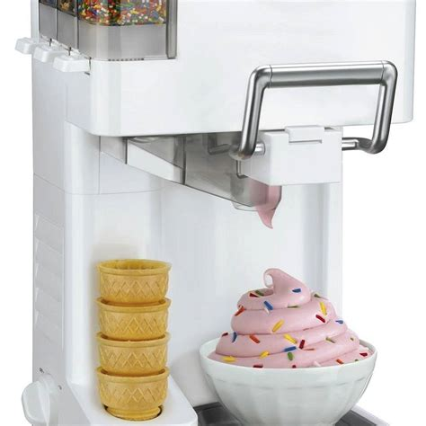 Cuisinart Mix It In Maker by Cuisinart Mix It In Soft Serve Maker 187 Gadget Flow