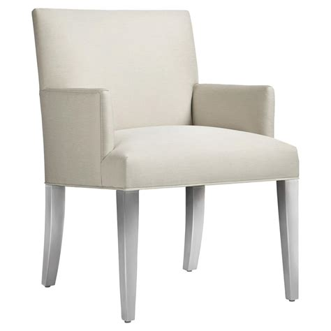 upholstered dining chairs with arms iris modern beige upholstered silver outdoor dining arm chair