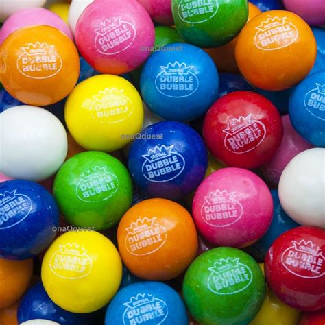 17 Inch Gift Card Vending - 850 1 quot double bubble gumballs candy gum vending assorted 8flavr dubble bulk 24mm ebay