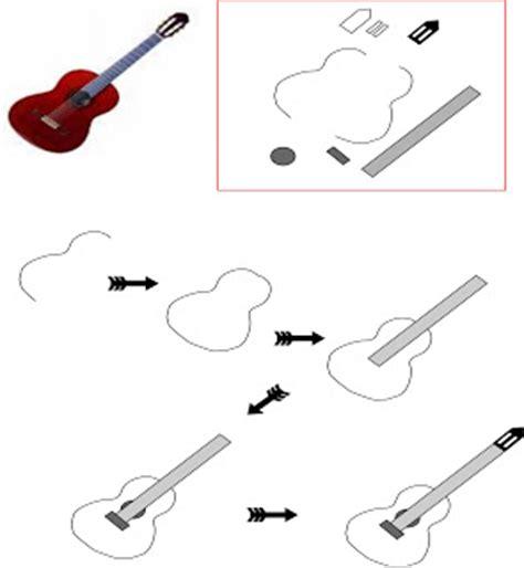 easy guitar book sketch un frazzled how to draw no4 guitar