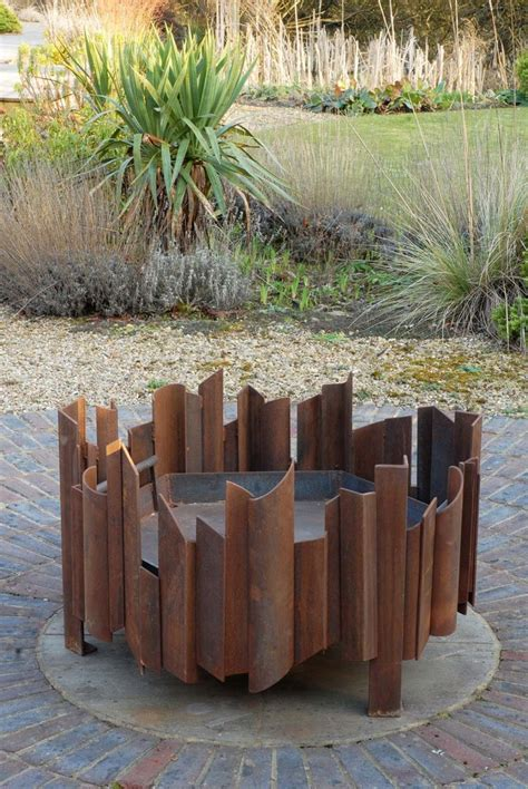 Handmade Pit - magmafirepits contemporary quality pits uk made