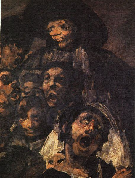 goya basic art 2 0 painting by the romantic artist francisco goya who creates emotion and drama ar 253