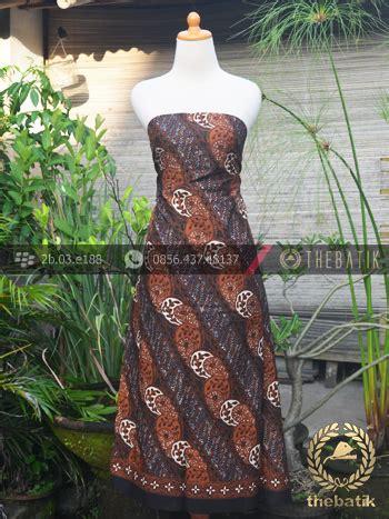Parang Seling jual kain batik motif klasik parang curigo seling