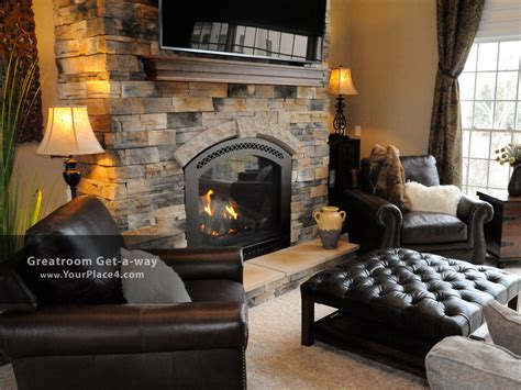 fireplace makeovers   place