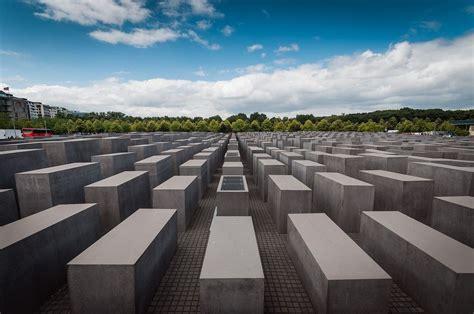 Berlian Eropa 0 3 monumento a los judios asesinados de europa destino infinito