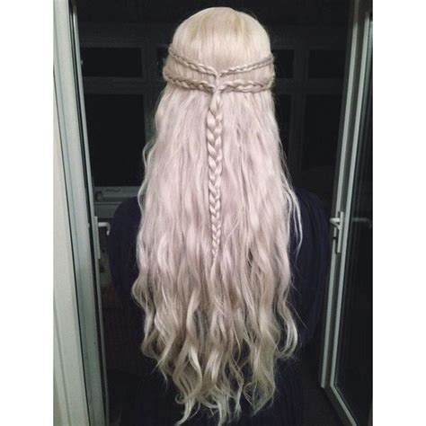 Hairstyle Of Thrones by Amazing Khaleesi Of Thrones Hairstyle Ideas 9