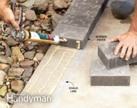 paver patio over concrete slab how to cover a concrete patio with pavers the family