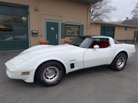 1982 corvettes for sale 1982 corvette for sale pennsylvania 1982 corvette coupe