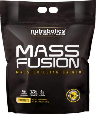 mass fusion 16 lbs