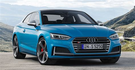 2020 Audi Rs5 Tdi by 2020 Audi S5 3 0 Tdi Mild Hybrid 347 Ps 700 Nm