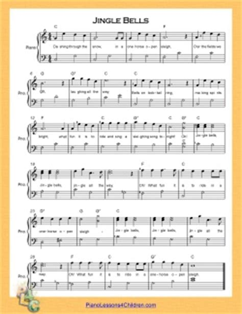 tutorial piano jingle bells jingle bells piano sheet music advanced free jingle
