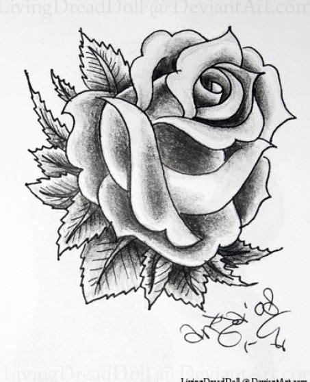 tattoo ideas black and white black and white rose tattoo designs