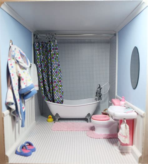 american girl doll bathroom american girl bathroom american girl doll pinterest