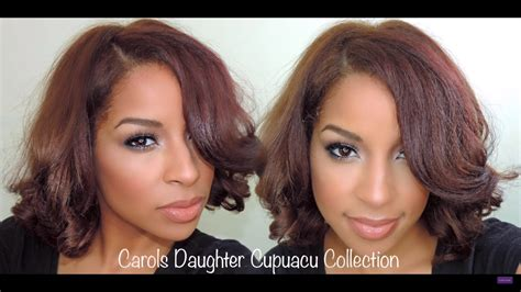 african american blowout hairstyle tutorial on how to get amazing blowout on natural curly hair