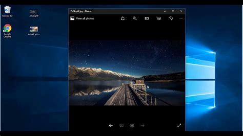 bring  windows  photo viewer  windows