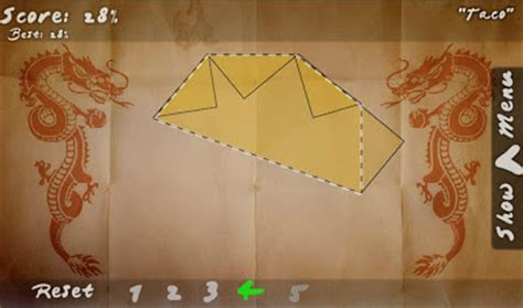 Folds Origami Walkthrough - folds origami walkthrough walkthrough