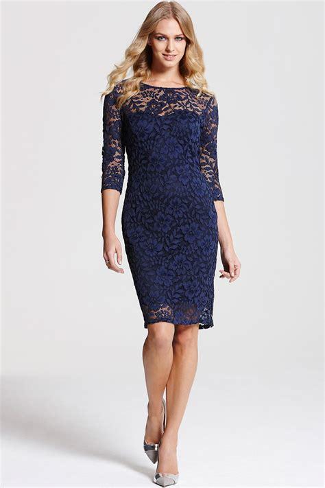 3 4 sleeve dress oasis fashion