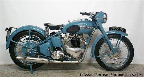 Triumph Motorrad 1950 by 1950 Triumph Thunderbird