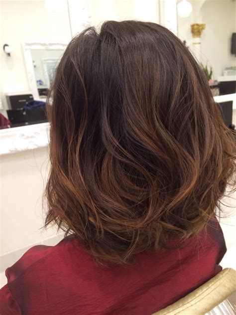 balayage ombre for short hair yelp